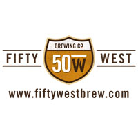 Fifty West Brewing Company Logo