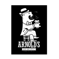 Arnold's Bar And Grill - Since 1861 Logo