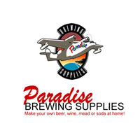 Paradise Brewing Supplies Logo