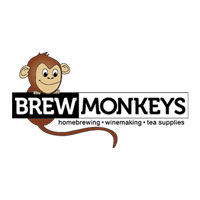 BrewMonkeys Homebrew Supply Logo